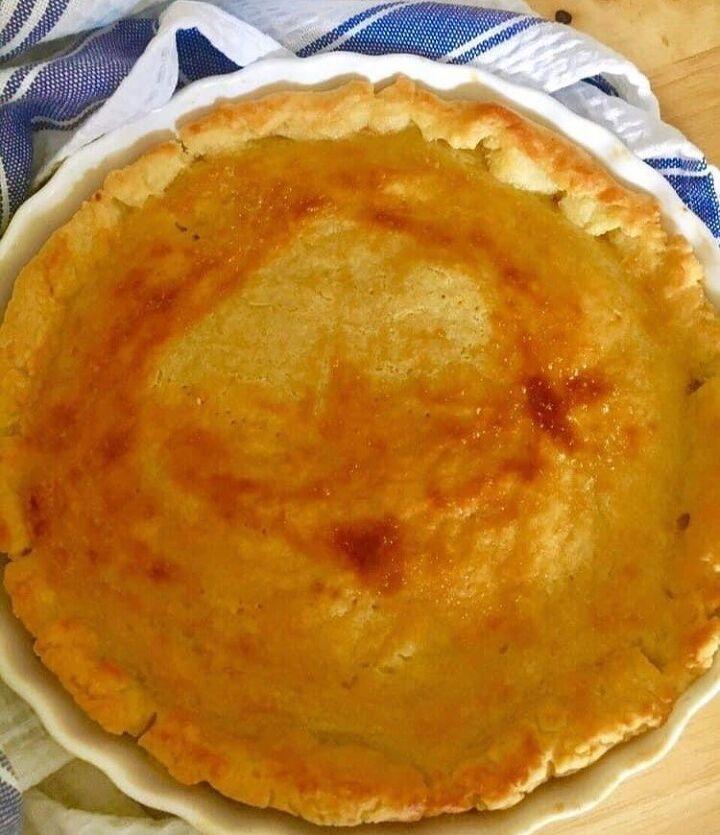 savoury mince pie, Savoury Mince Pie