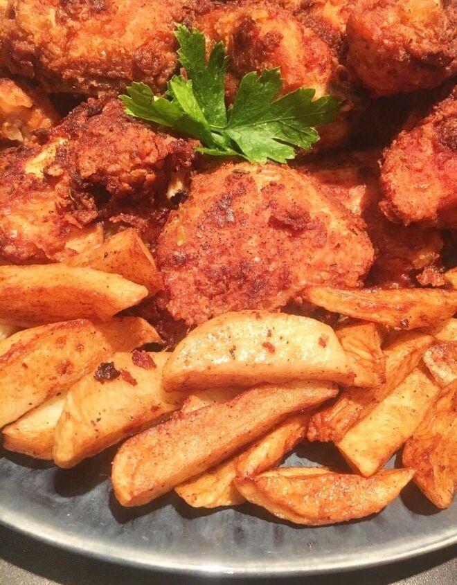 crispy fried chicken, Crispy Fried Chicken