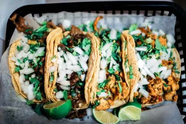 mexican street taco, Mexican Street Tacos