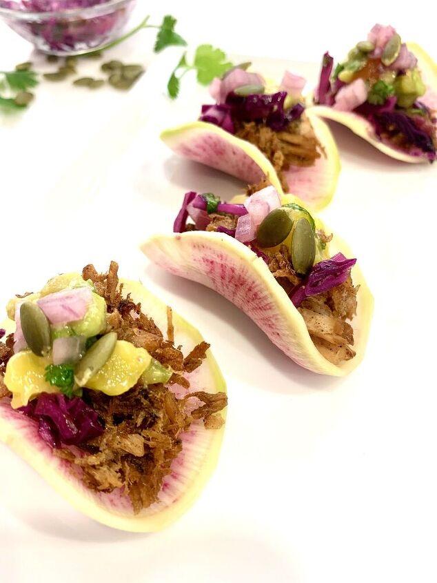 crispy mini carnitas tacos
