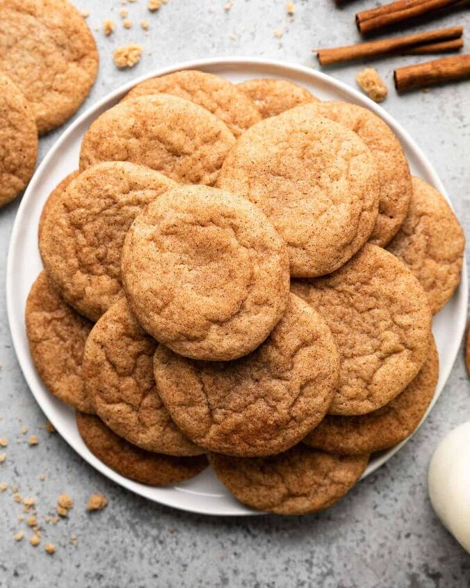 snickerdoodle cookie recipe without cream of tartar