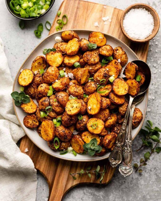 air fryer baby breakfast potatoes