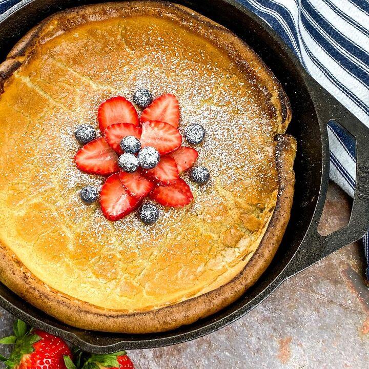 tempting dutch baby pancakes