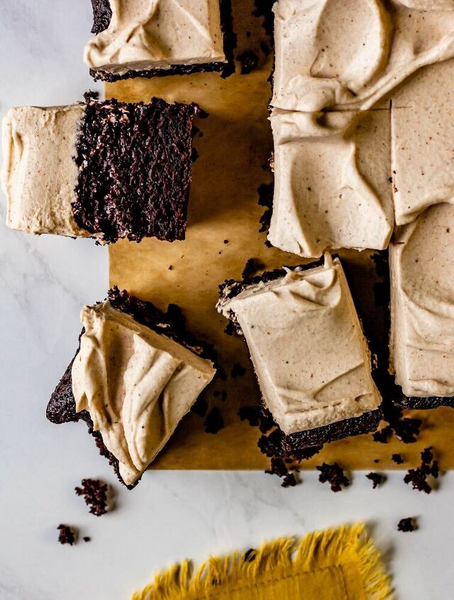 mexican hot chocolate snack cake