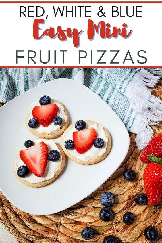 fruit pizza dessert