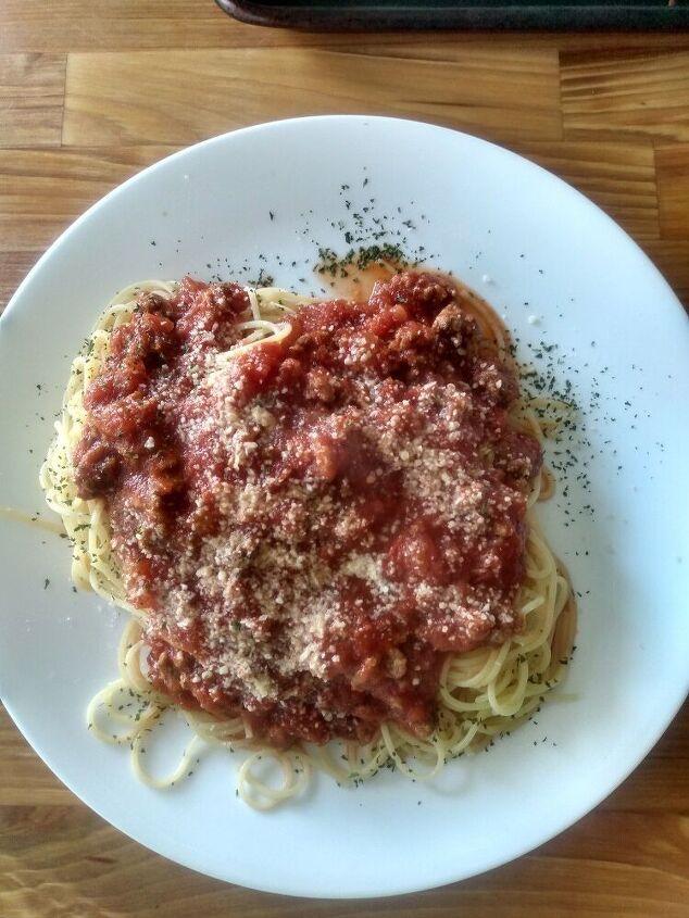 easy homemade spaghetti sauce