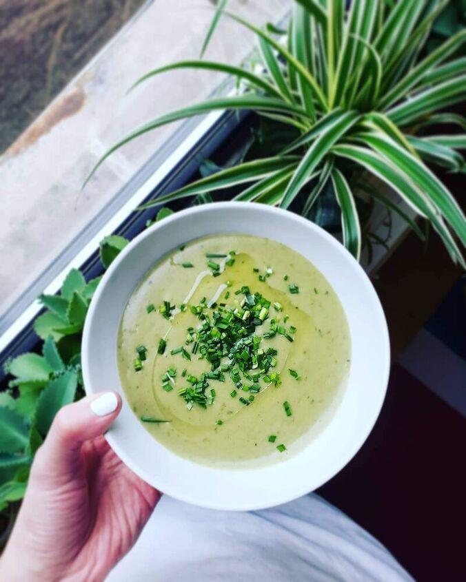 ramp potato soup