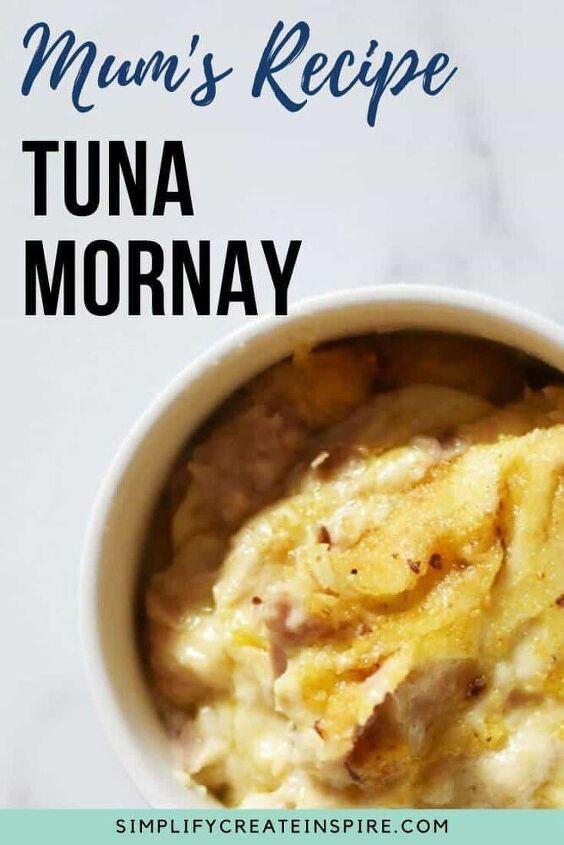 mum s easy tuna mornay recipe