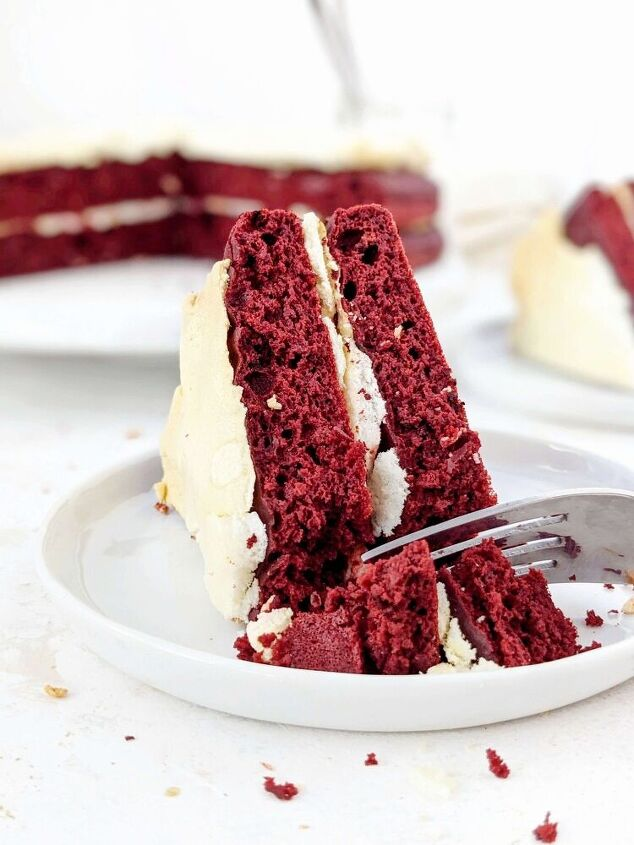 protein red velvet cake the only one you want