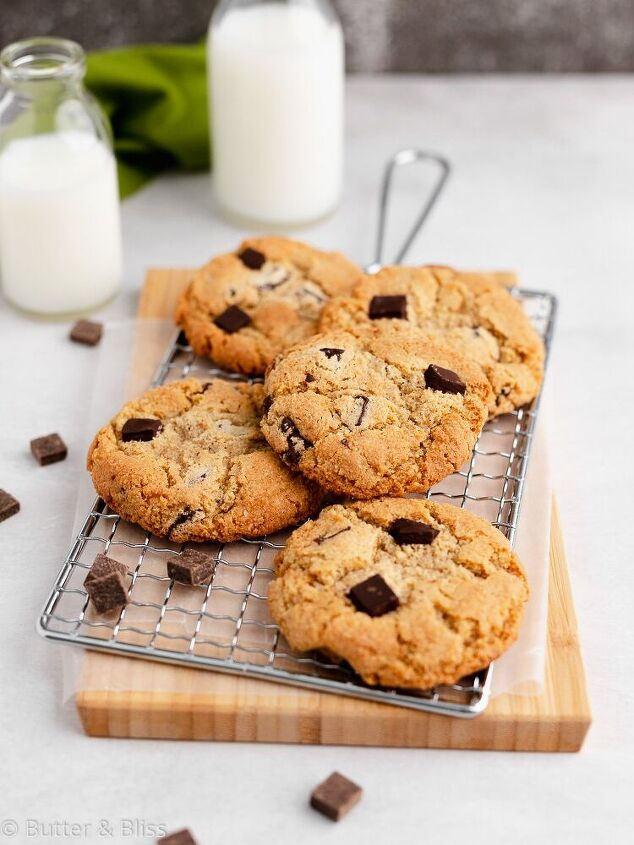 gluten free chocolate chip cookies small batch