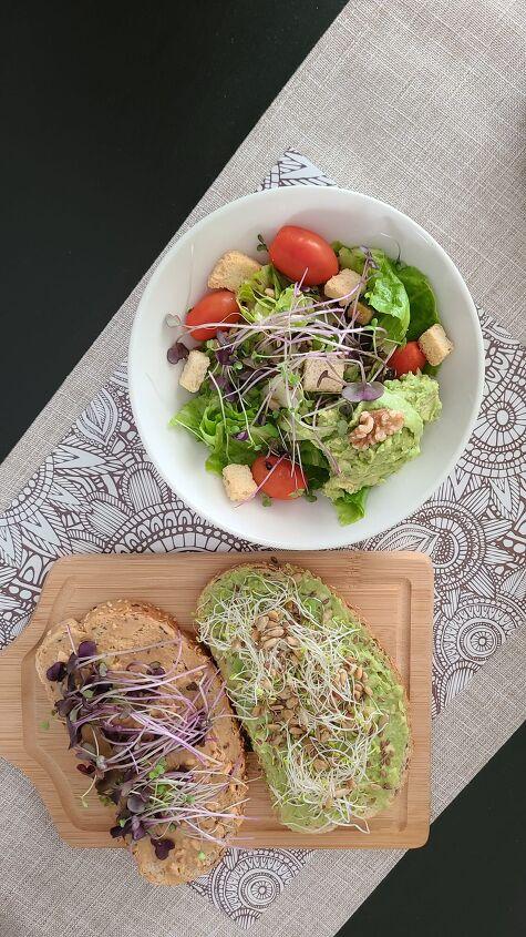 my fav avacado salad