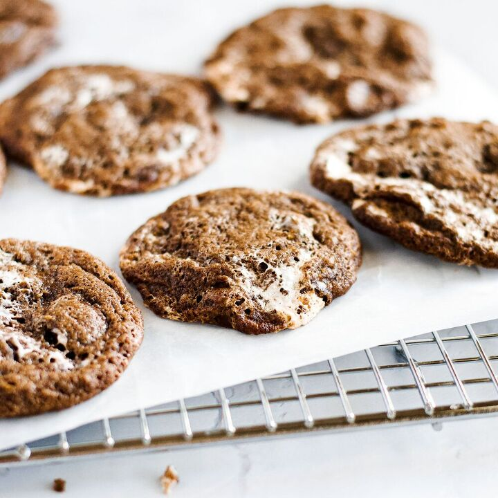 mores cookies