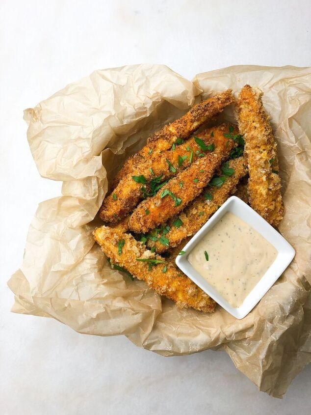 gf crispy chicken strips