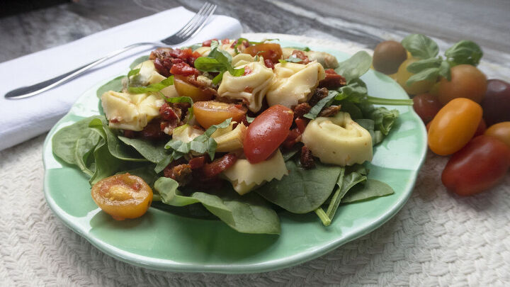 three hearty pasta salads