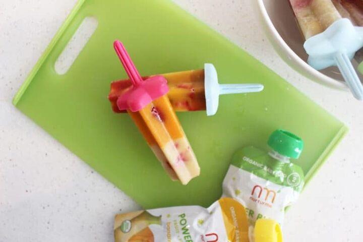 power blend popsicles for kids