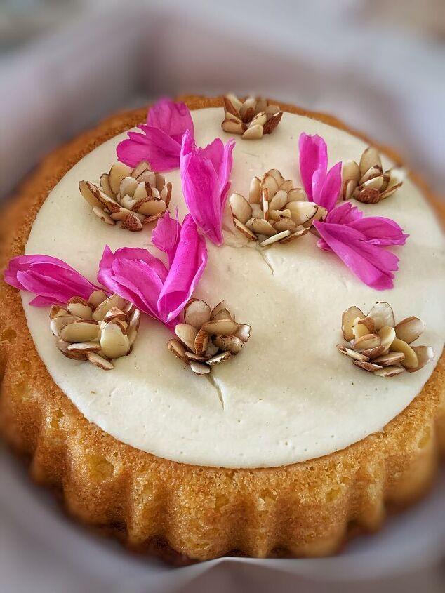 semolina and ricotta tart basboussa