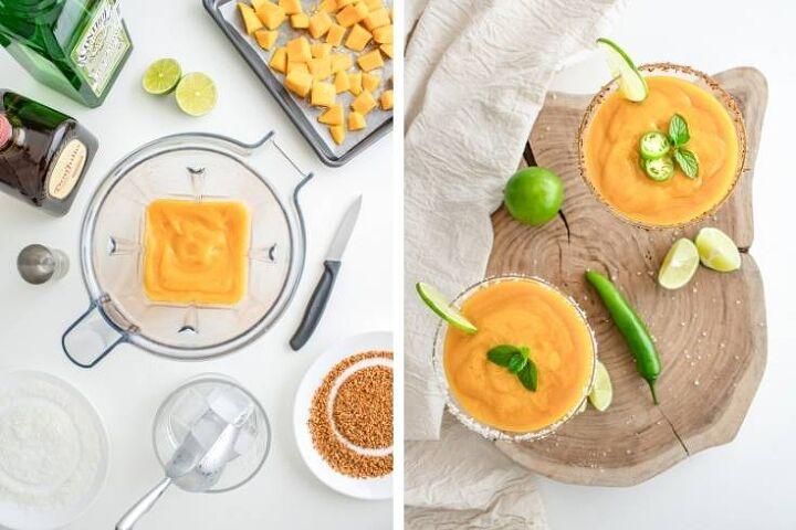 mango margarita pitcher recipe how to make blended frozen margaritas