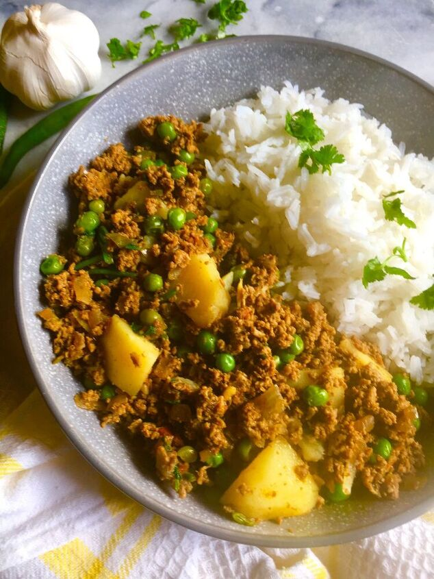 mince curry, Mince Curry