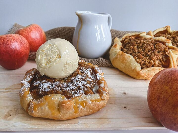 apple galette from scratch