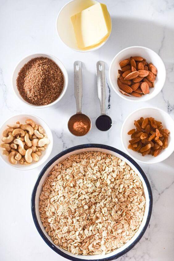 brown butter nutty granola recipe