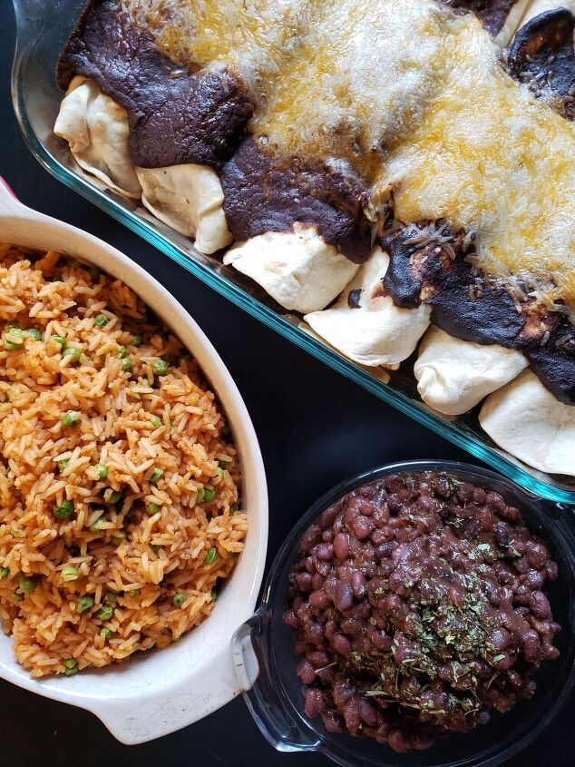arroz rojo mexican red rice