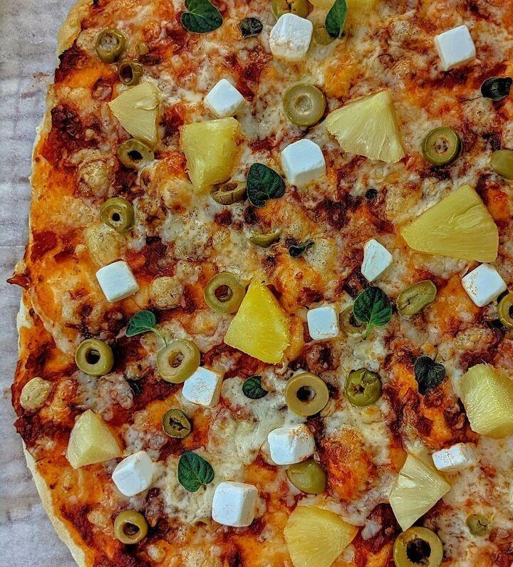 easy thin pizza