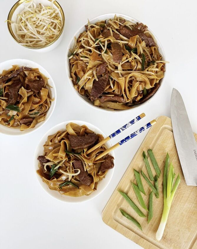 easy authentic beef chow fun