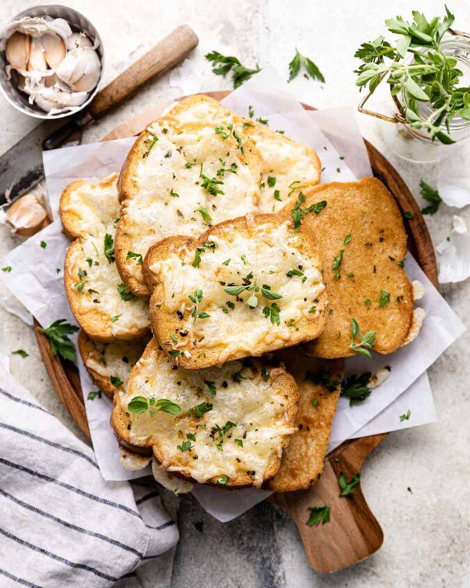 texas toast garlic bread
