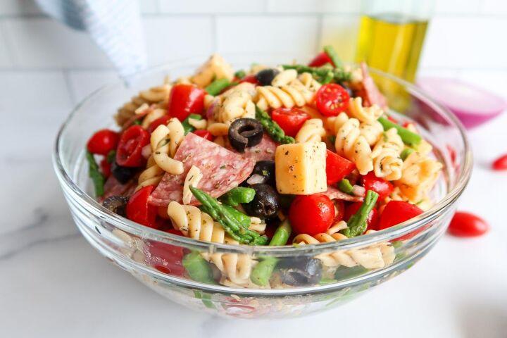 s 10 gluten free pasta and grain salads, Asparagus and Gluten Free Pasta Salad