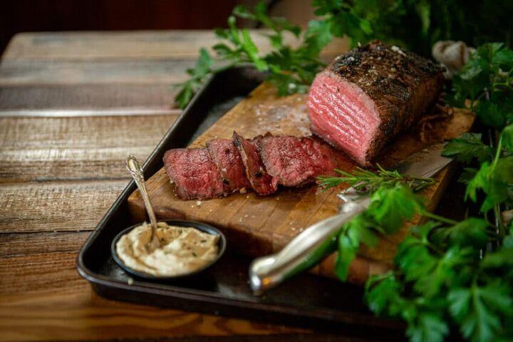 ultimate smoked roast beef