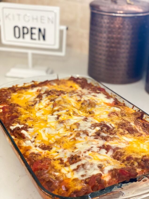 lasagna extravaganza