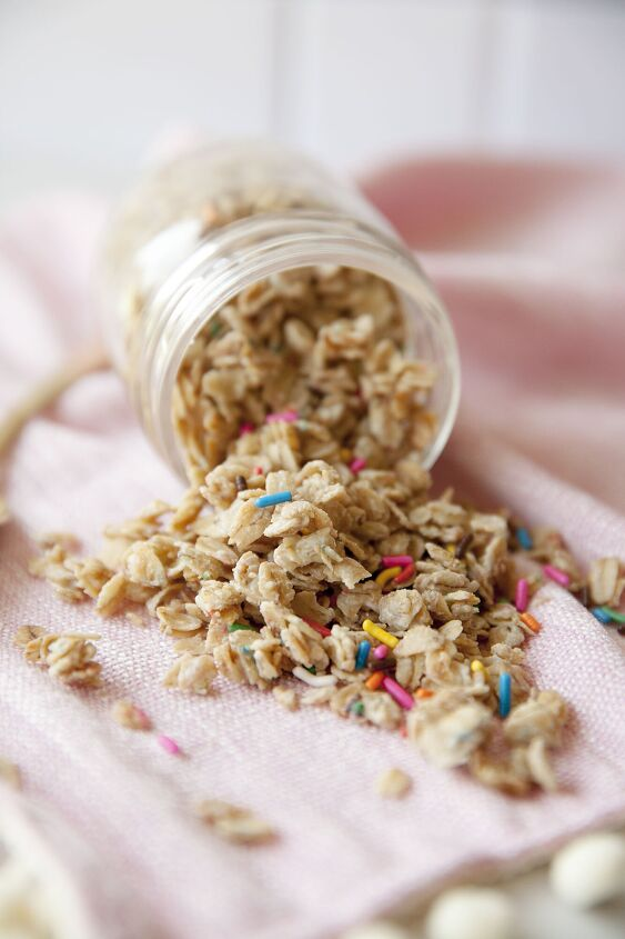 funfett granola