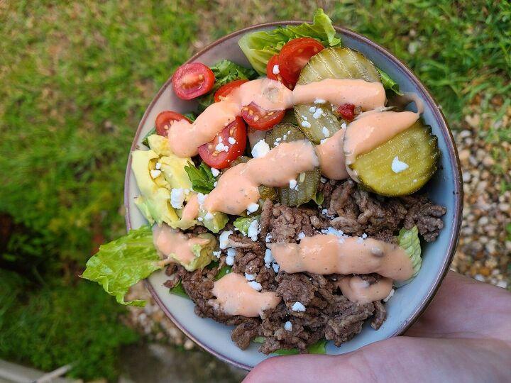 hamburger bowl
