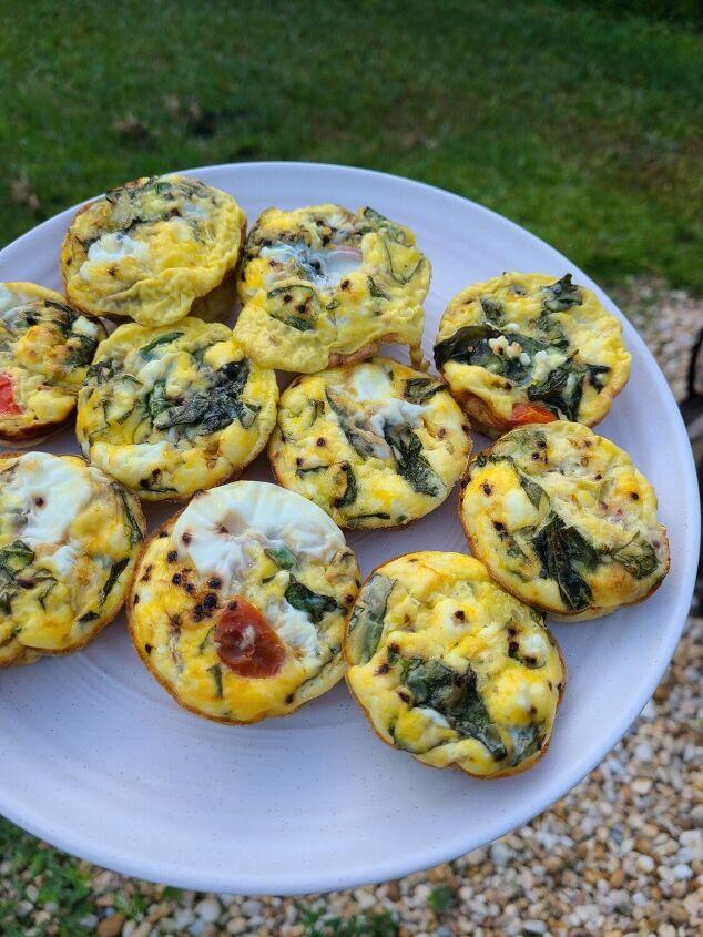 bruschetta egg bites