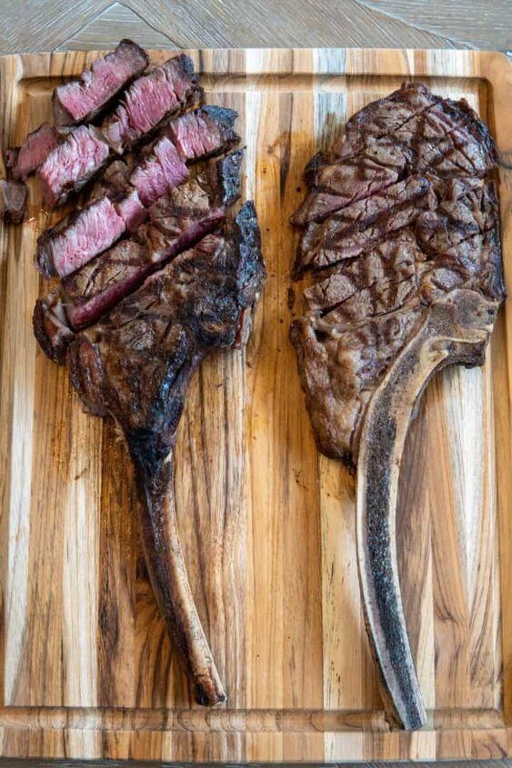 how to cook a rib eye steak