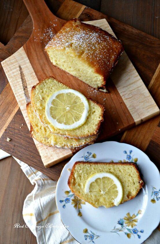 the very best lemon loaf recipe