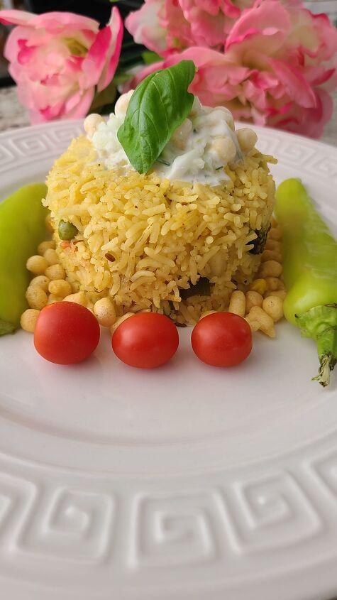 the masala rice