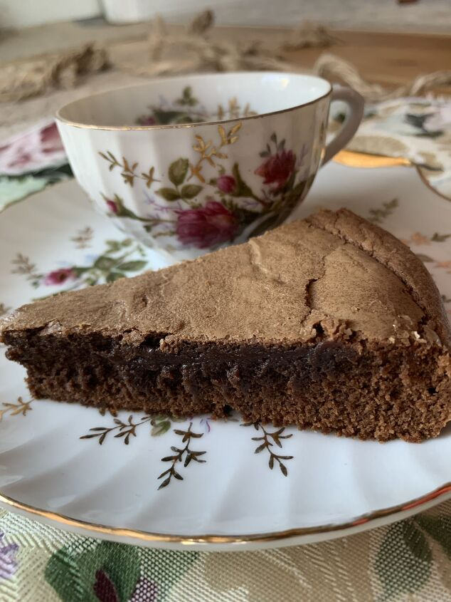 easy french chocolate cake