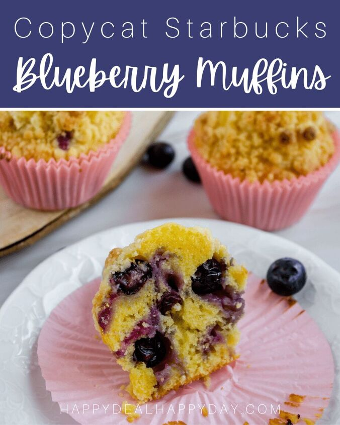 easy blueberry muffin crumb topping recipe